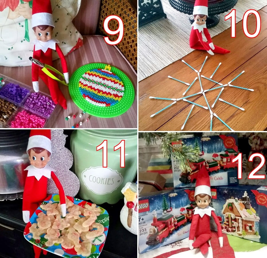 24 CUTE Elf on the Shelf Ideas!
