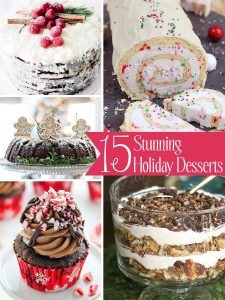15 Stunning Holiday Desserts