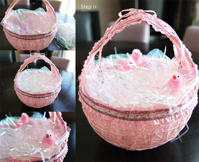 Creative diy easter basket ideas the scrap shoppe create a unique and inexpensive custom easter basket for your little ones negle Choice Image