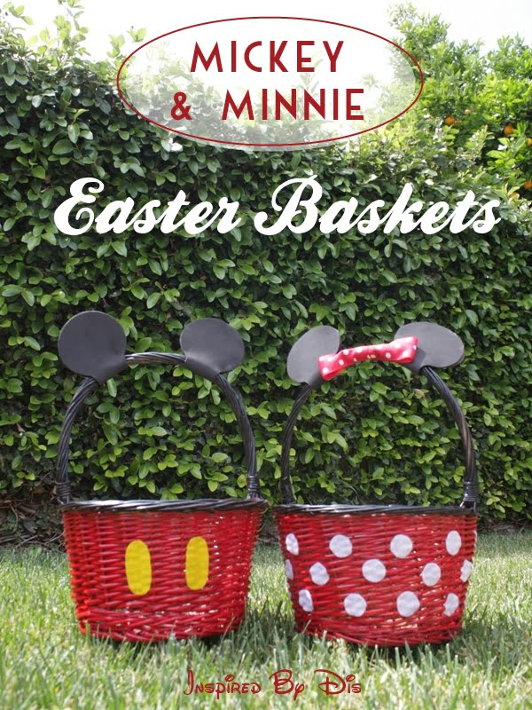 Creative diy easter basket ideas the scrap shoppe create a unique and inexpensive custom easter basket for your little ones negle Gallery