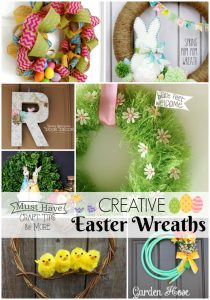 Creative Easter Wreaths
