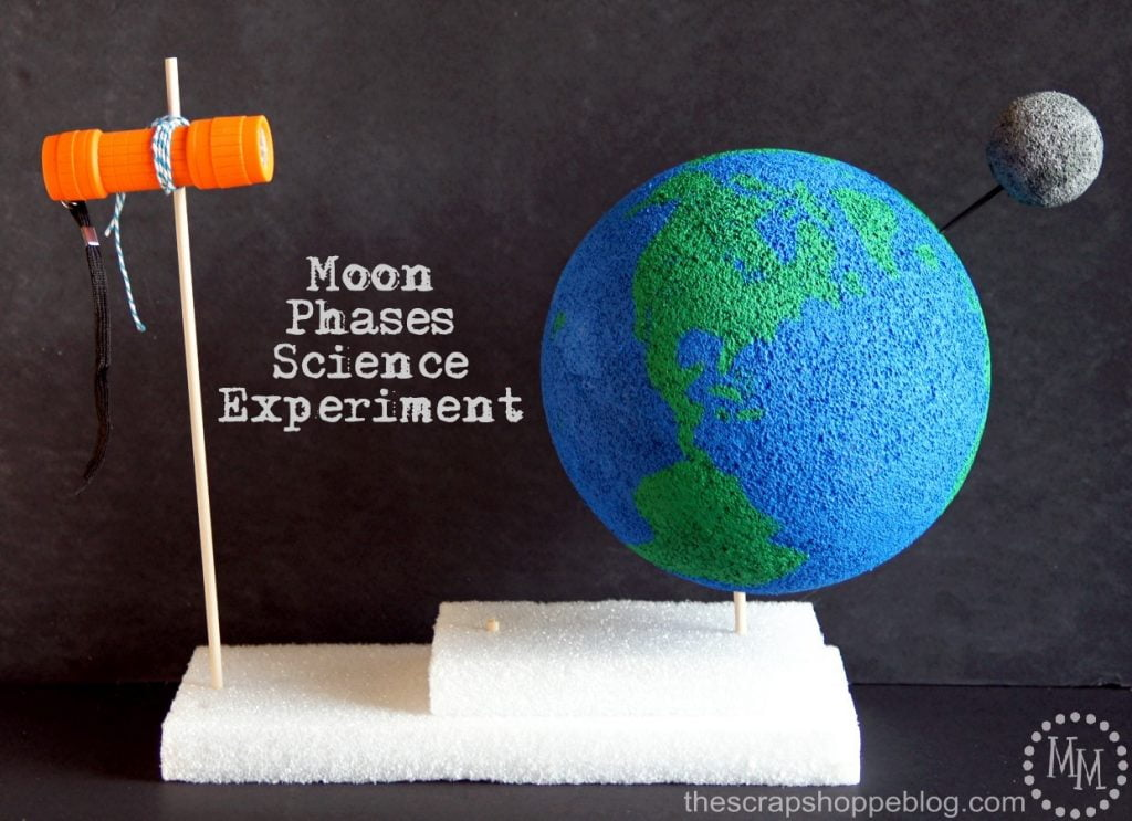 Make a Moon Phases Calendar and Calculator