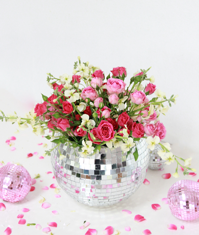 Give mom something floral-themed for Mother's Day, and she can enjoy it all spring!
