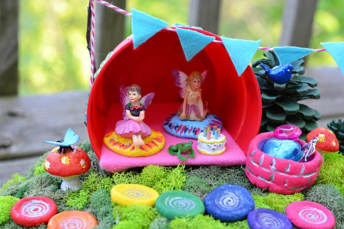 Make a fairy garden this summer with these tips and tricks!