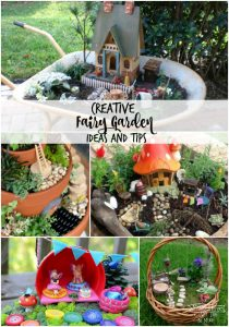 Creative Fairy Garden Tips & Ideas