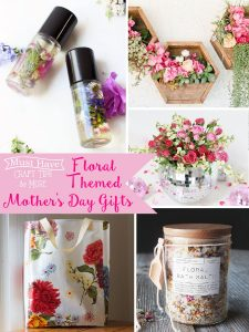 Floral-Themed Mother's Day Gift Ideas