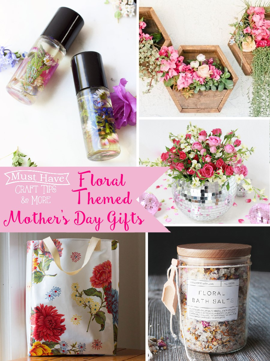 Give Mom Something Fl Themed For Mother S Day And She Can Enjoy It All