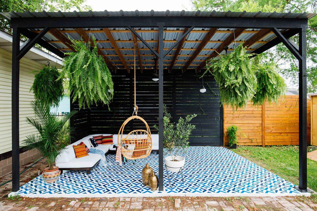 Amazing DIY Outdoor Decor Ideas - The Scrap Shoppe
