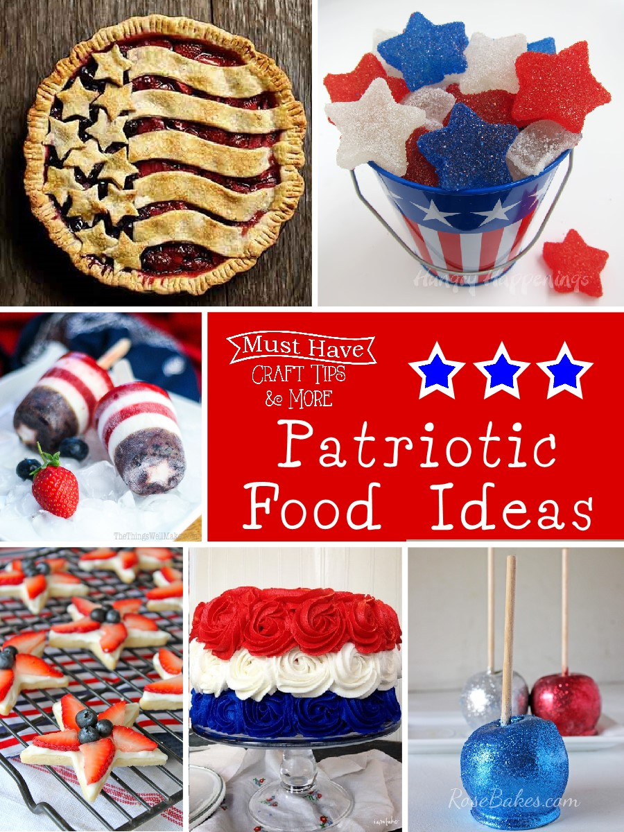 Mhct m patriotic food ideas a glimpse inside for July 4th food ideas