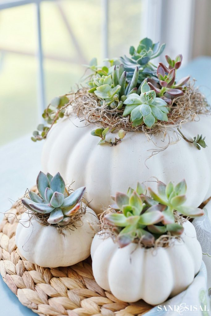 Creative DIY Fall Pumpkins