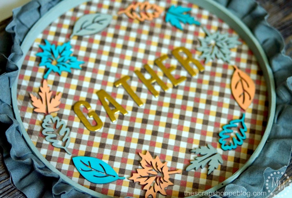 Get ready for fall by making this simple DIY pallet sign!