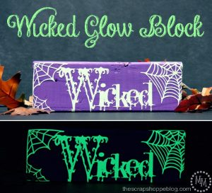 Wicked Glow Sign