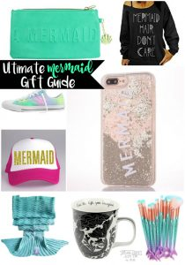 All Things Mermaid {GIFT GUIDE}