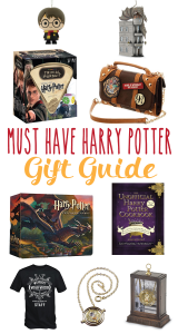 If you're a Harry Potter fan or know someone who is, you will NOT want to miss this fun collection of ideas!