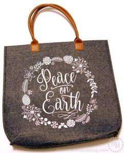 Peace on Earth FREE Cut File