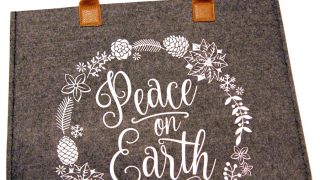 Peace on Earth FREE Cut File