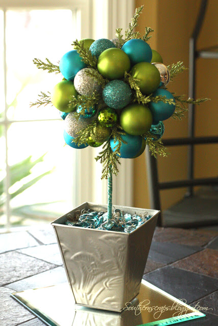 Ornament hoarders? Me, too! Try these alternative ornament decor options OTHER than putting them on your tree!