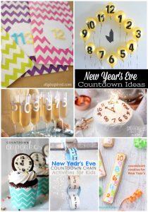 NYE Countdown Ideas
