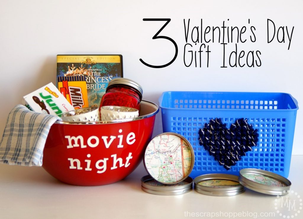 3 different EASY ideas for Valentine's Day!