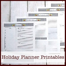 holiday-planner-printables