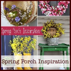 spring porch inspiration