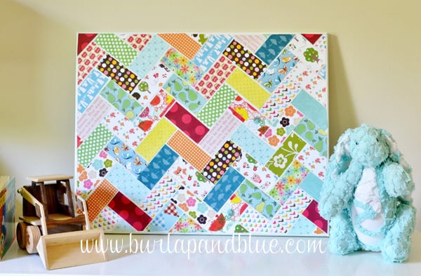 Destash your scrapbook paper stash with one of these fun projects!