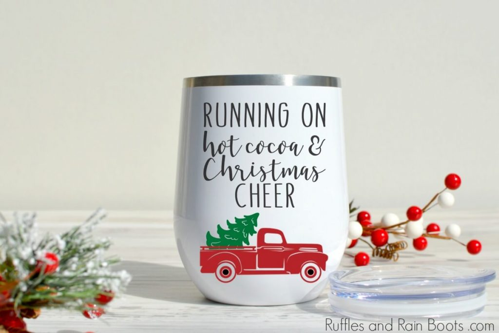 Christmas Tree Truck Svg Free.Free Christmas Svg Files The Scrap Shoppe