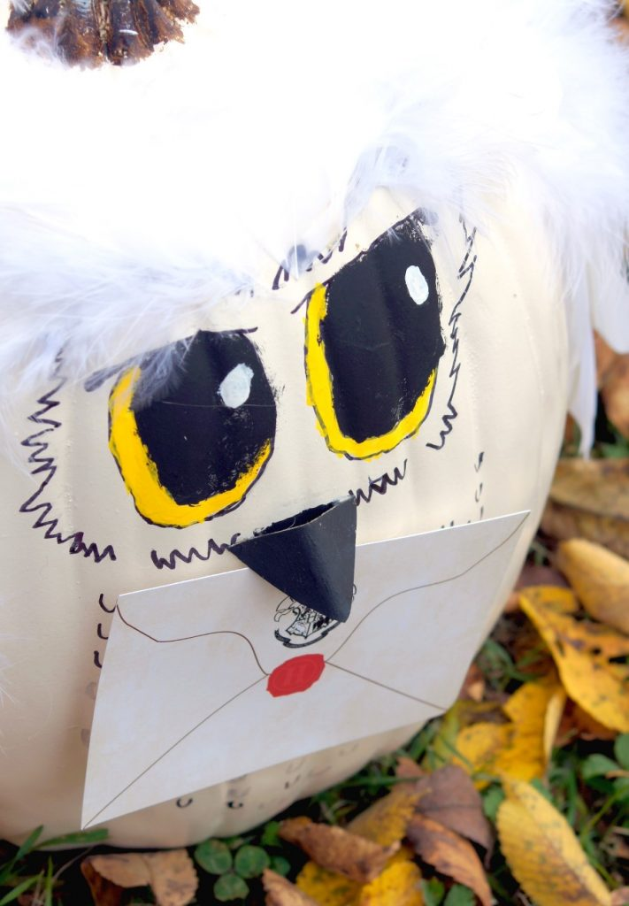 Turn your favorite book characters into Pumpkins!