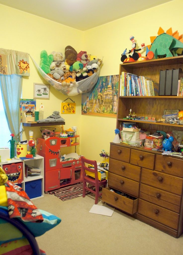 This bedroom was in major need of a makeover. You won't believe how it looks now!