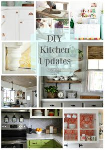 DIY KItchen Updates Anyone Can Do!