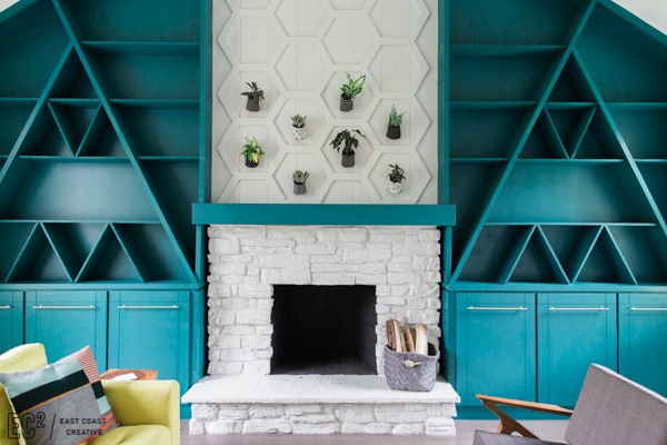 Try one of these amazing DIY wall treatments in your home for a WOW look!