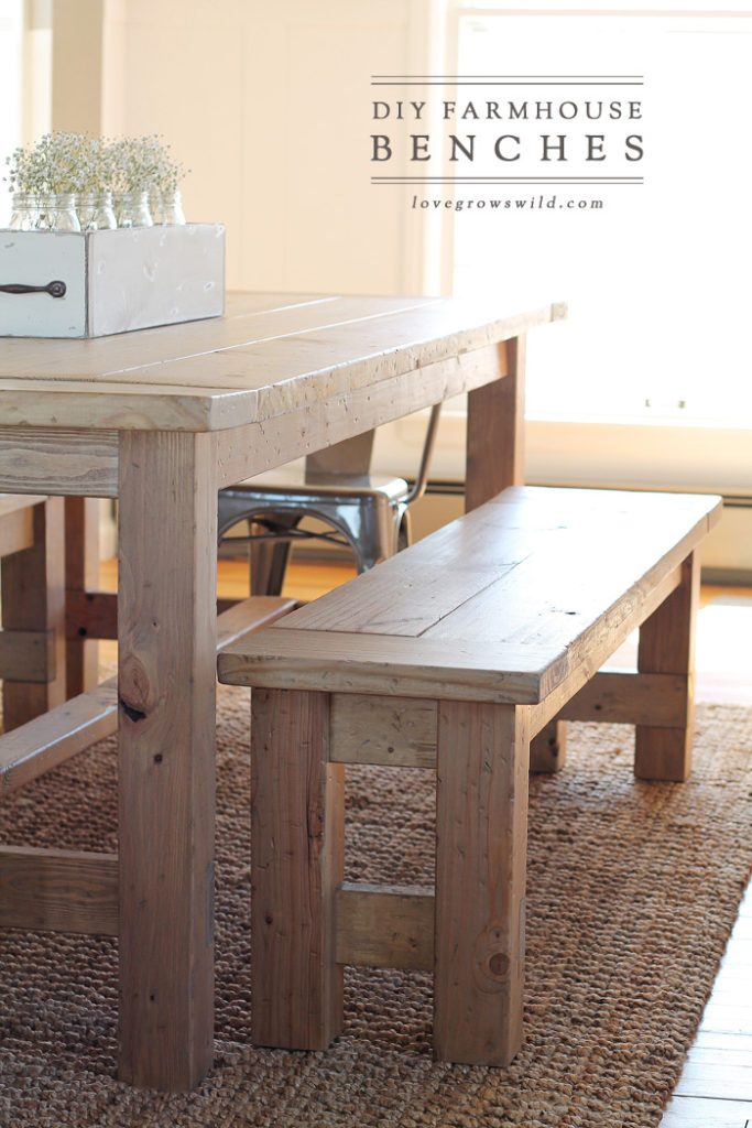 These DIY dining room table options are great for lots of styles and spaces.