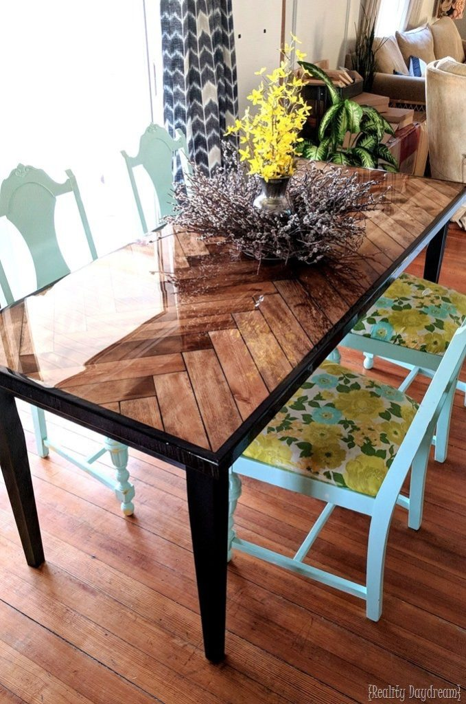 Diy Dining Room Tables The Scrap Shoppe