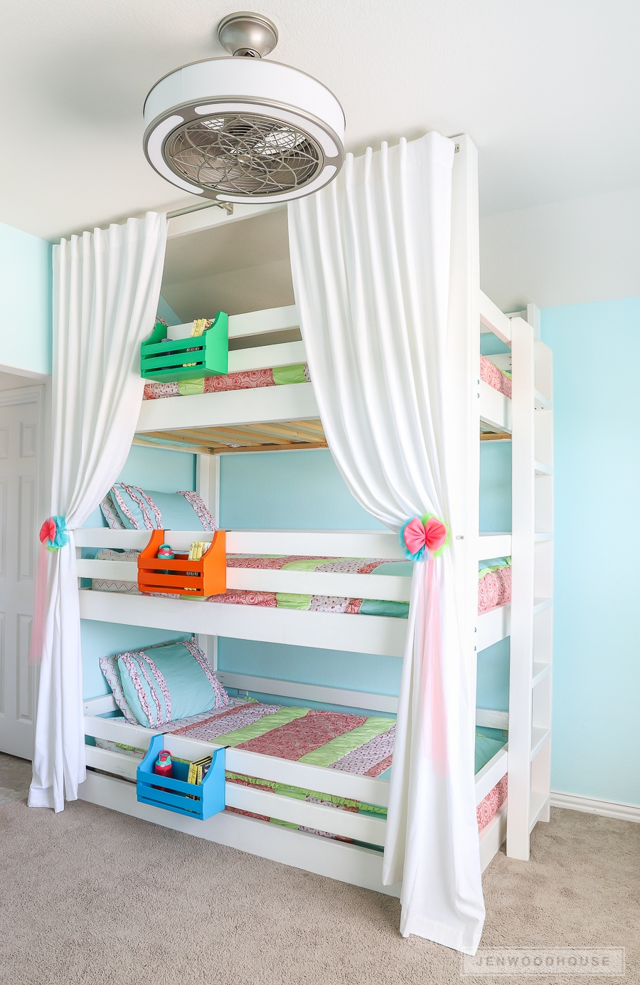 Fabulous DIY Kid Beds - The Scrap Shoppe