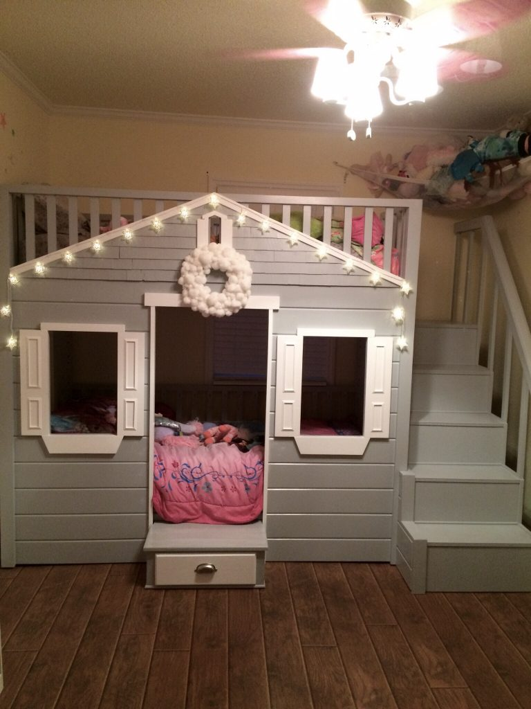Take your child's bedroom to the next level with these fun DIY bed ideas!