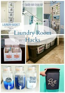 Must have laundry room hacks