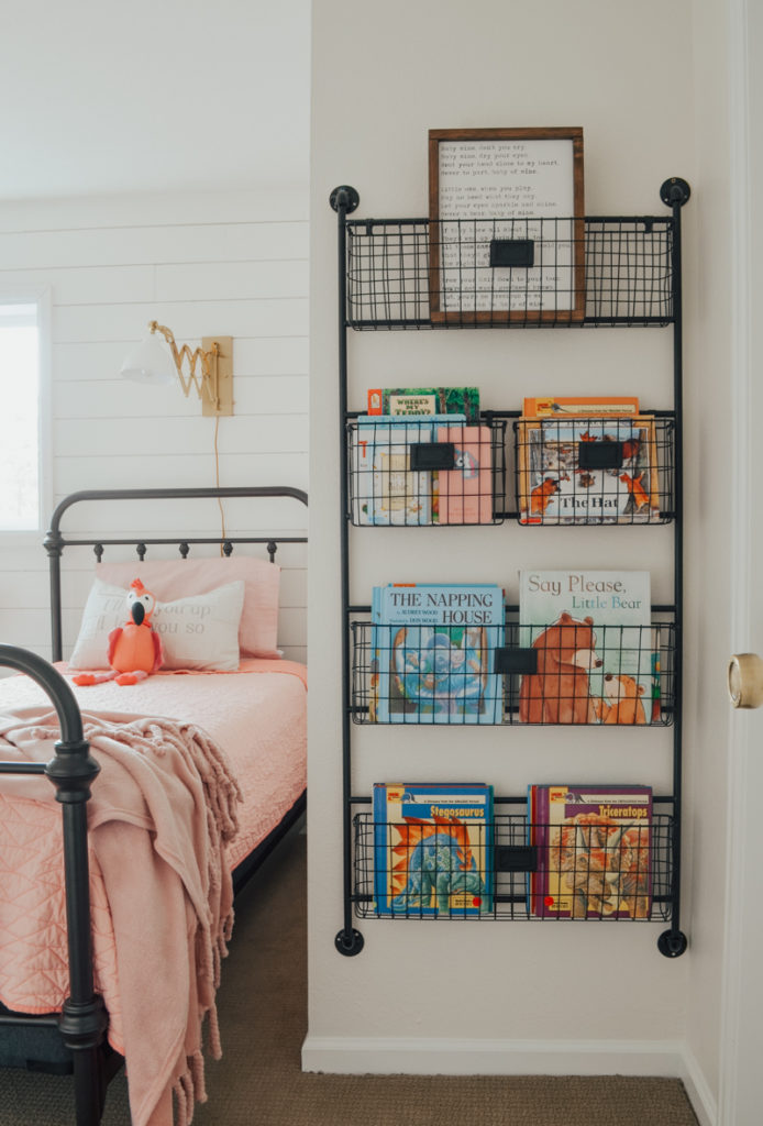Diy Book Storage For Kids The Scrap Shoppe
