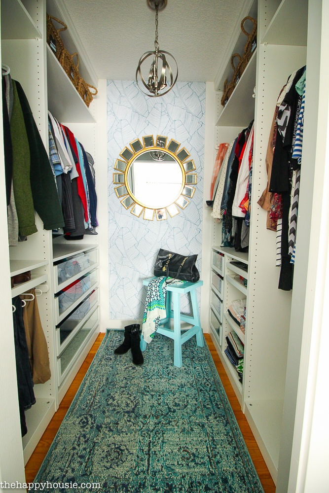 Get inspired by these great DIY master closet transformations!
