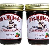 Mrs Millers Fig Jam (Amish Made) ~ 2 / 9 Oz. Jars