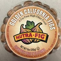 Golden California Figs