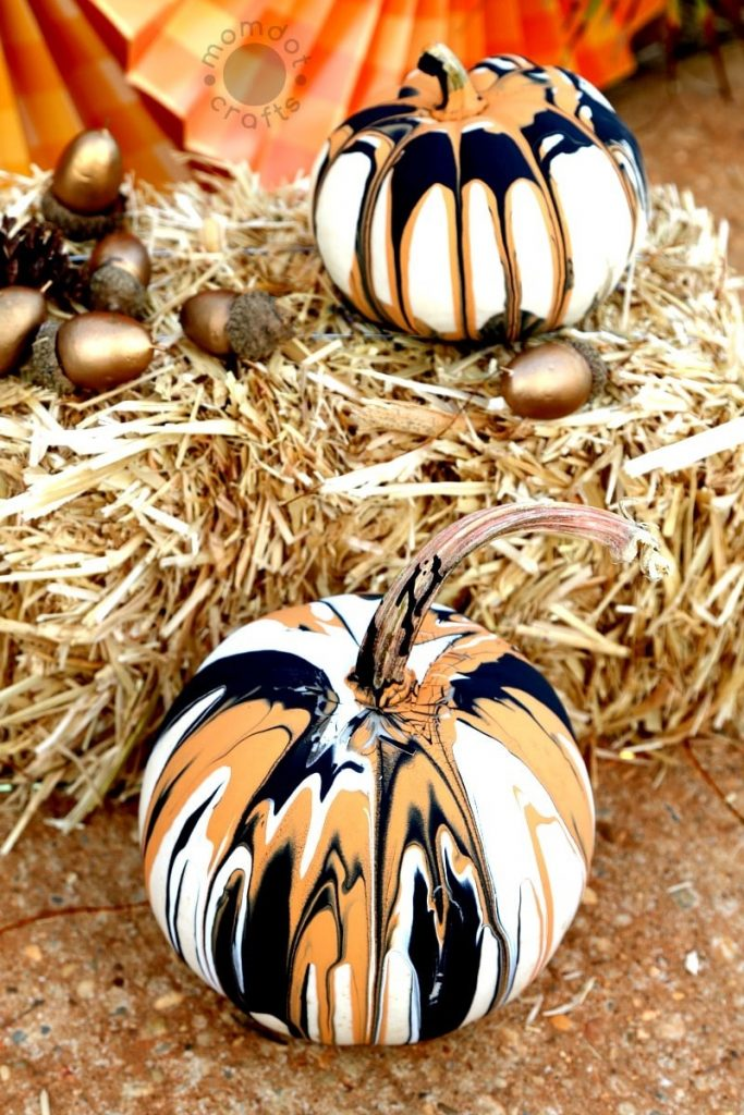 Creative and fun no carve pumpkin ideas