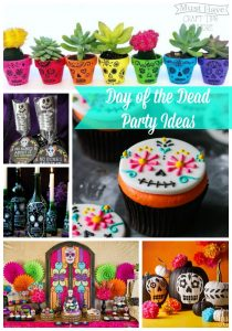 DIY Day of the Dead Party Ideas