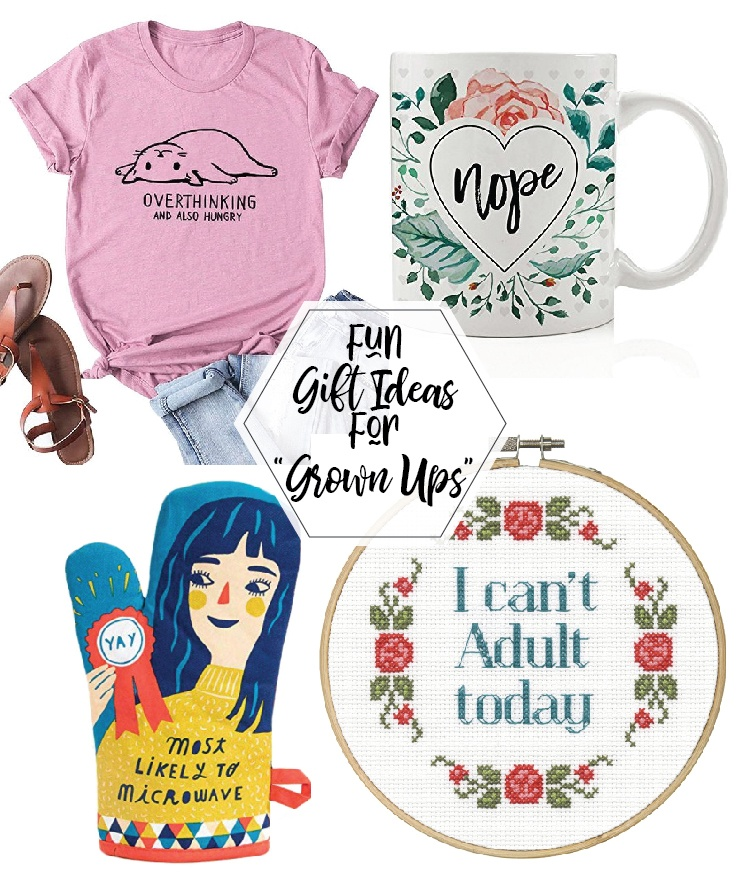 Gift Ideas for Adults