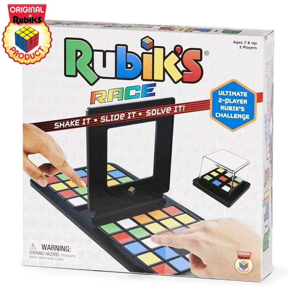 Rubik's game