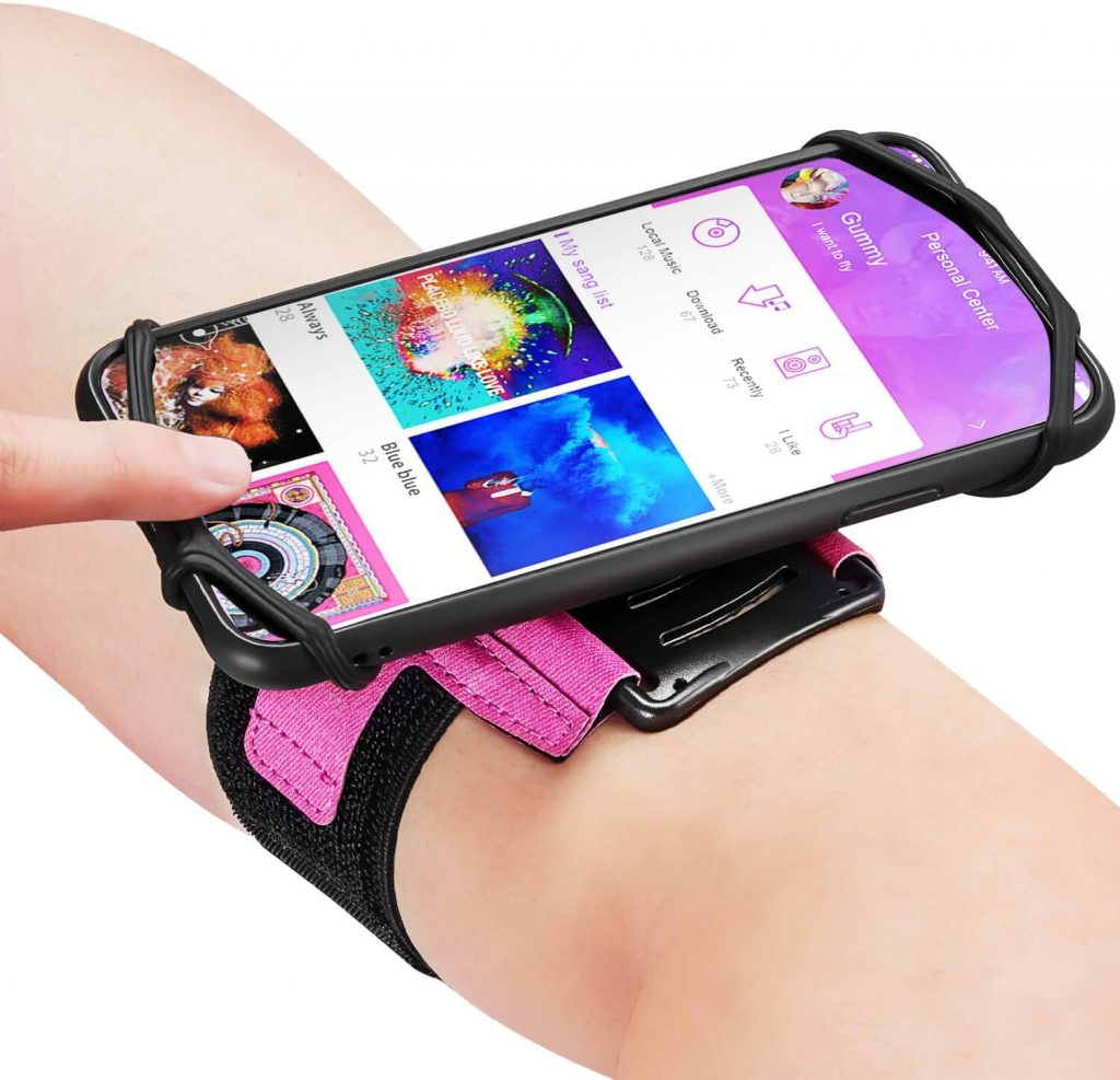 phone wrist holder
