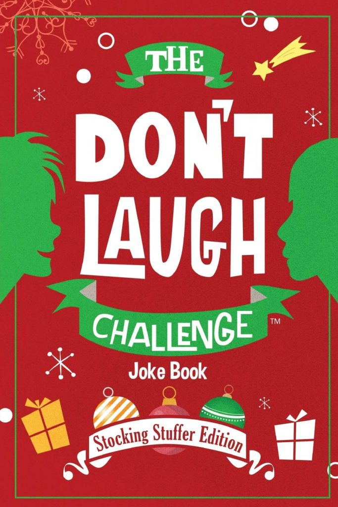 don't laugh challenge book