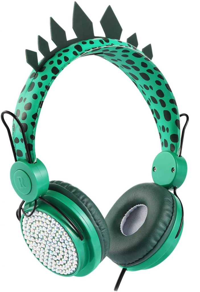 dinosaur headphones