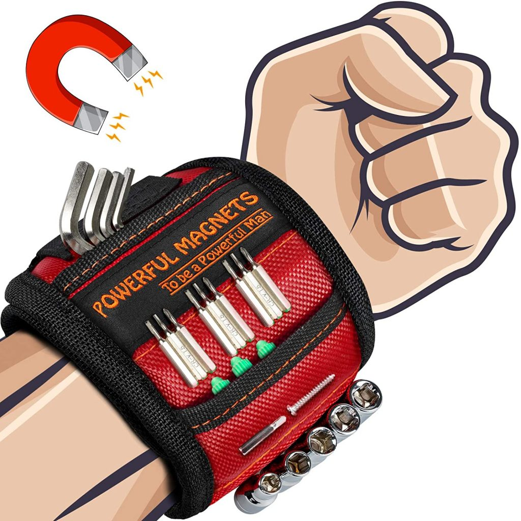 magnetic wrist gadget