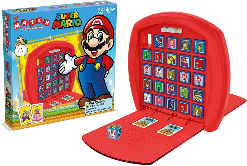 Mario Bros match game