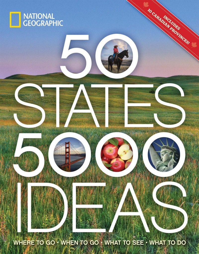 50 state idea book